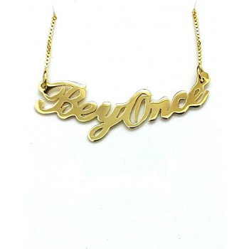 personalized jewelry beyonce style name necklace