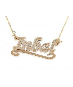 prestige name necklace