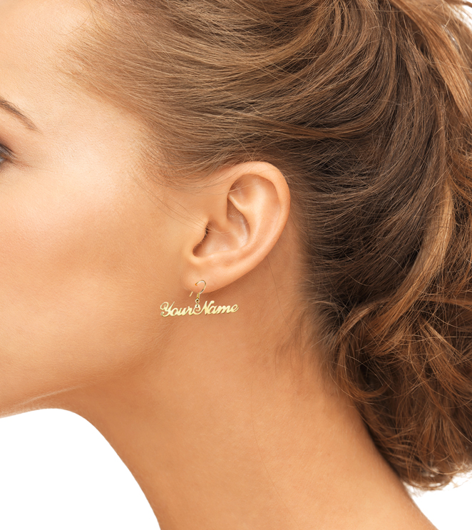 Review Your Stud Earrings Personalized Jewelry