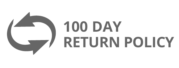 100 day return policy